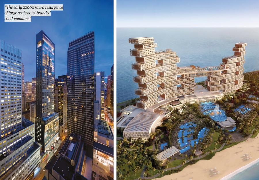 最新报告:全球豪华酒店品牌住宅公寓成超级富豪投资新热点