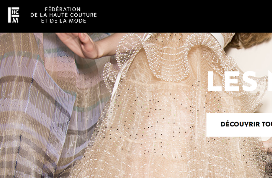 巴黎高级定制和时尚联合会(FHCM)支持政府对时尚行业的加税计划