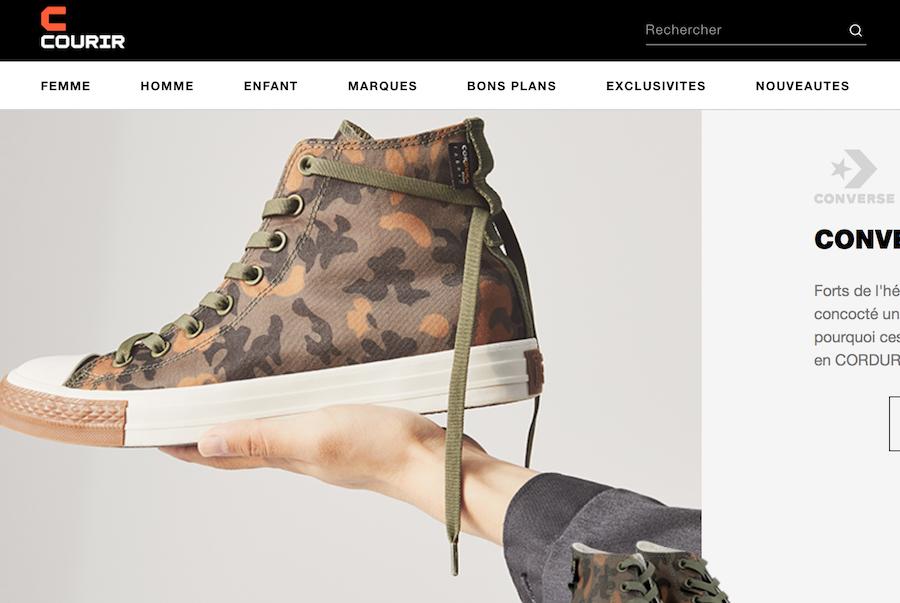 欧洲私募基金 Equistone 将以2.83亿欧元收购法国球鞋经销商 Courir