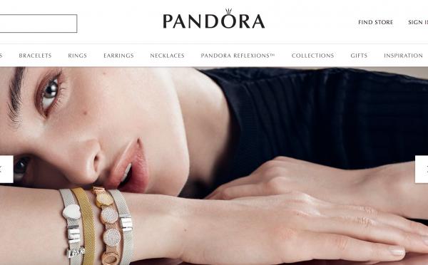 收购传言四起,丹麦珠宝制造商 Pandora 股价两日大涨12%