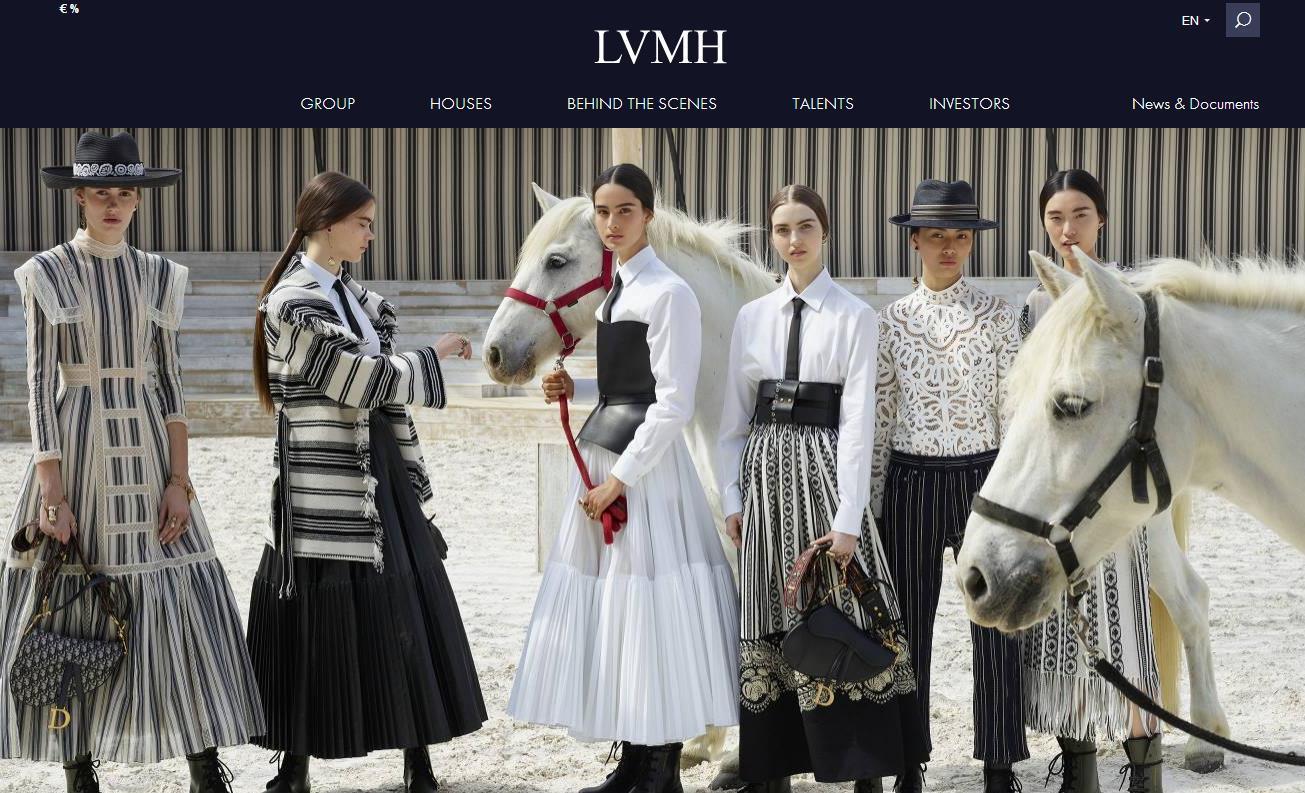 受时装和皮具业务出色表现推动,LVMH 集团第三季度销售额同比增长10%至114亿欧元