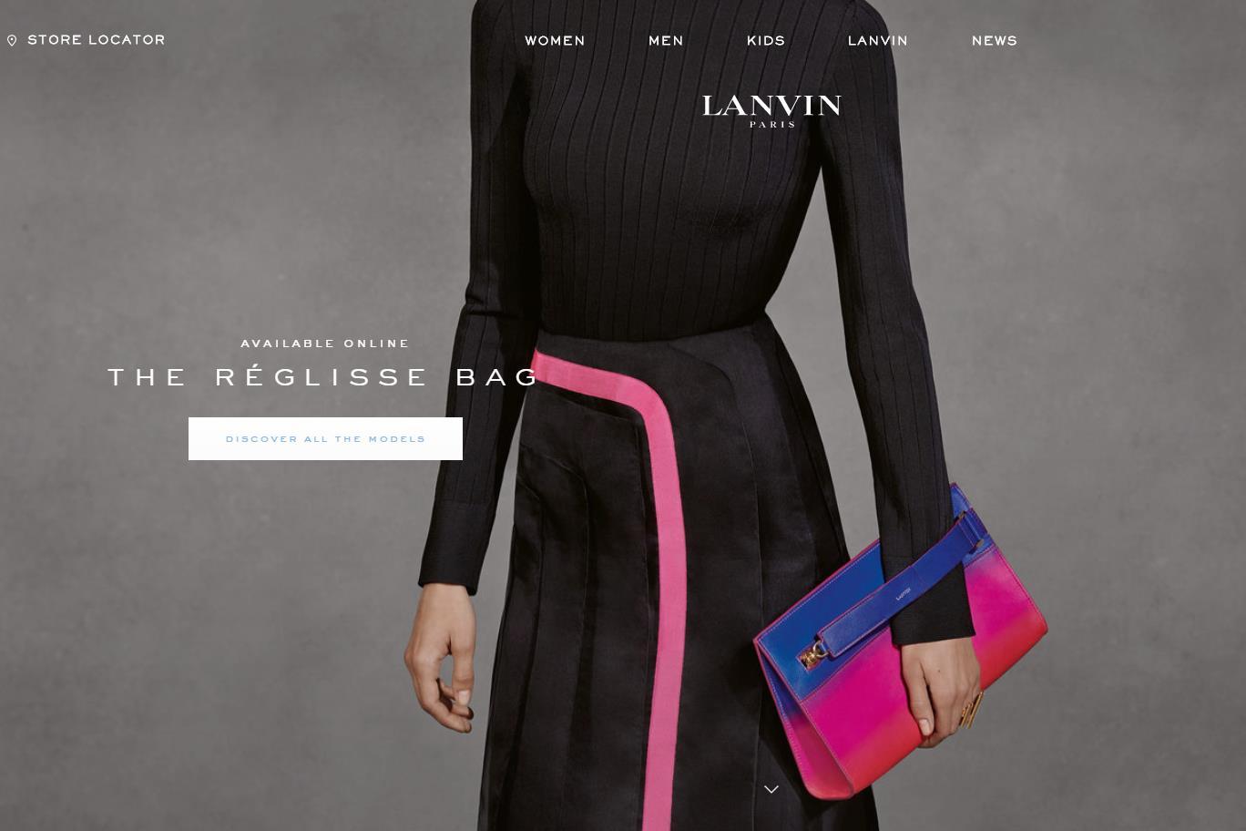 Lanvin终于选定了创意总监:来自LVMH旗下奢侈品牌 Loewe的设计新星 Bruno Sialelli