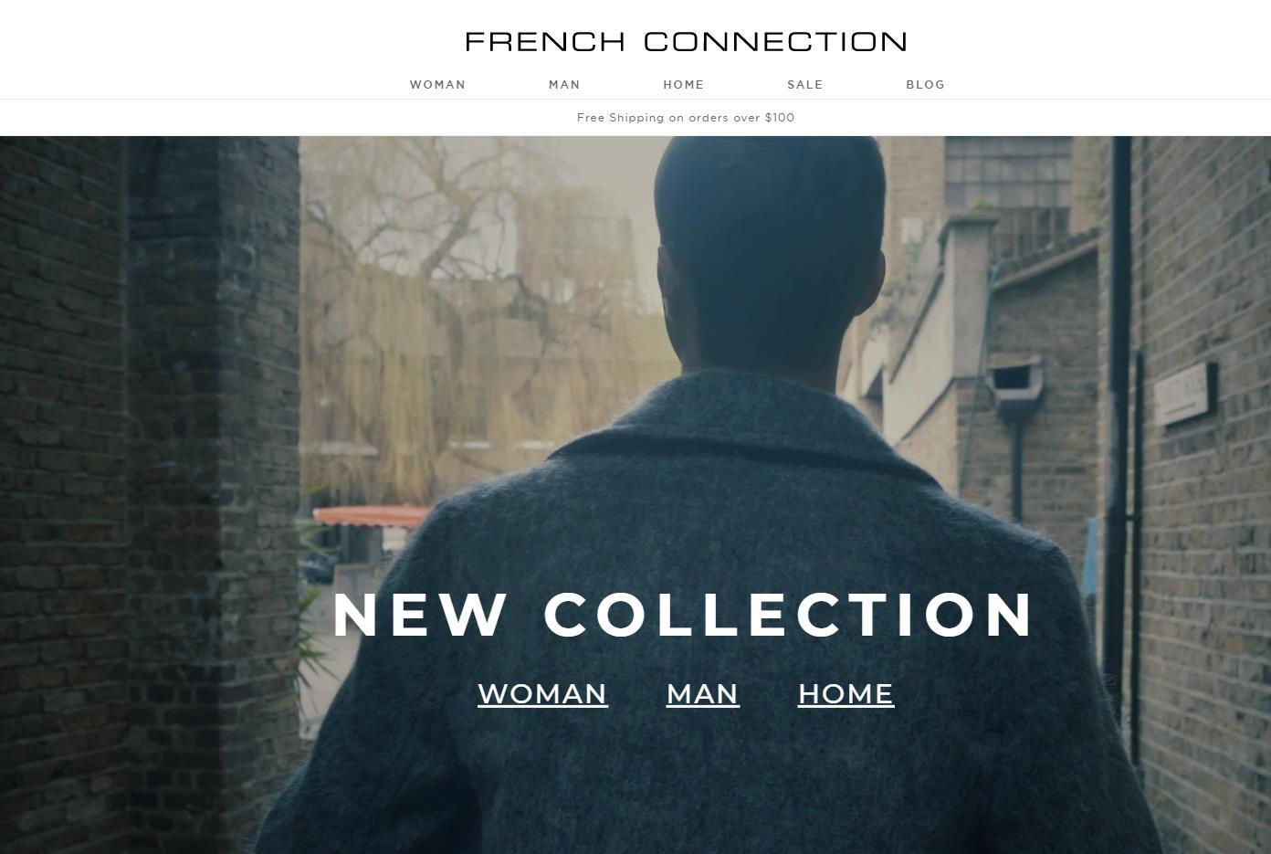 法国时尚集团 French Connection 证实:未来有出售可能