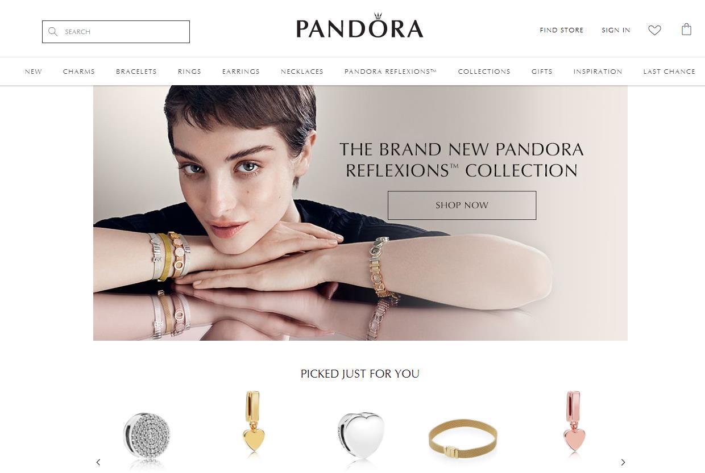 坚持传统特色,还是迎合潮流趋势?丹麦珠宝制造商 Pandora 推出简约风格的新产品线