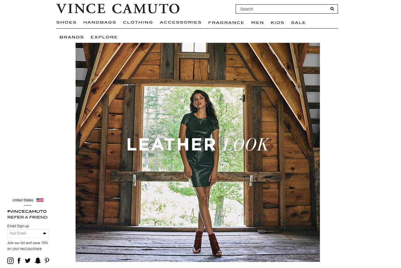 DSW 联手 ABG,3.75亿美元收购玖熙品牌创始人的时尚集团 Camuto Group
