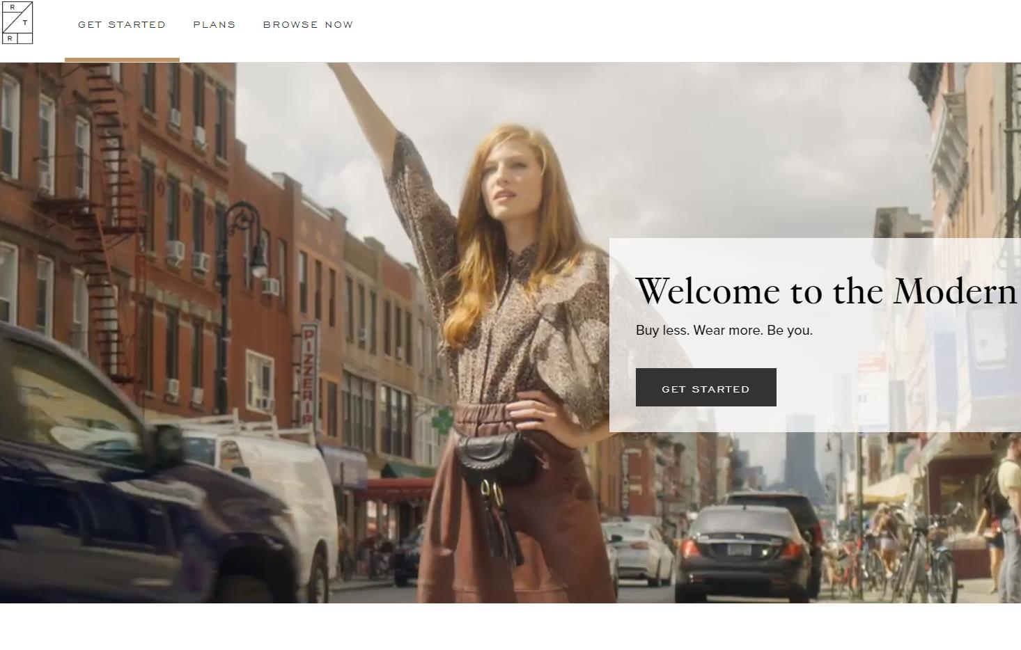 美国互联网租衣平台 Rent the Runway 与共享办公空间巨头 WeWork 达成合作