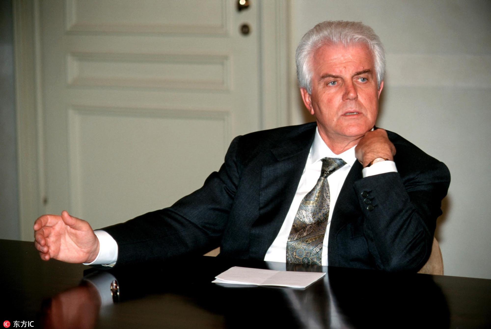 意大利时尚集团 Benetton 多元化战略背后功臣、联合创始人 Gilberto Benetton 去世