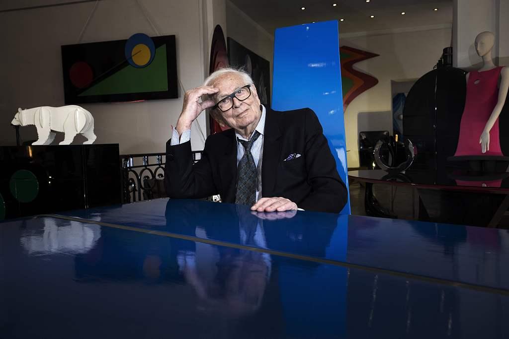 96岁的皮尔·卡丹透露,已经开始规划品牌接班人
