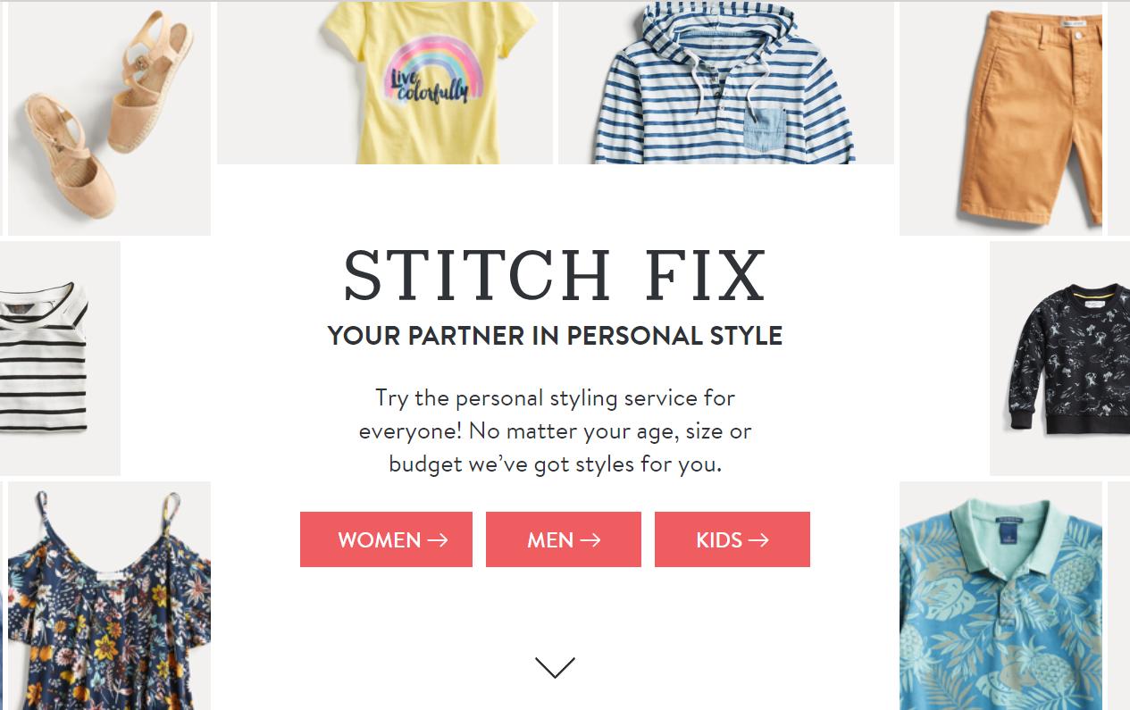 美国按月订购时尚电商 Stitch Fix 最新季度销售增长23%,增速放缓