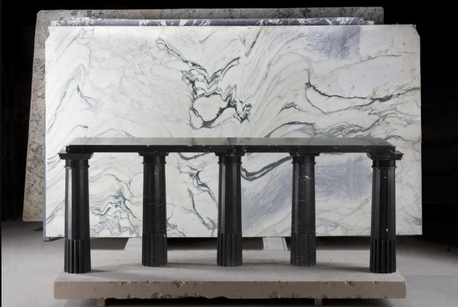 Karl Lagerfeld又多了一个新身份:雕塑家!将在巴黎举办个人首个大理石雕塑展