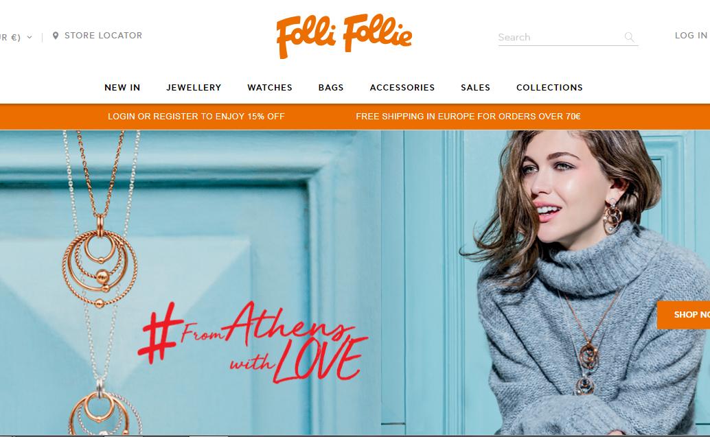创始人引咎辞职,深陷财务造假风波的希腊时尚珠宝品牌 Folli Follie 更换董事会主席