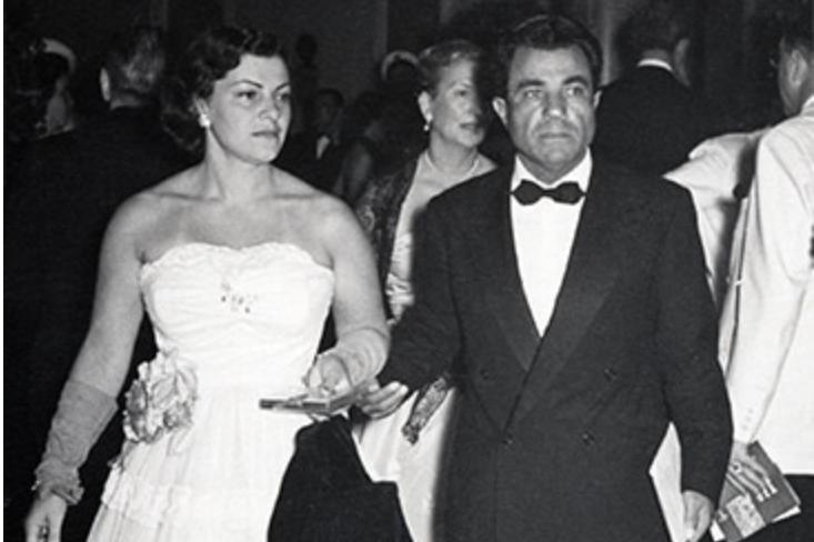 """Ferragamo 家族的""""女族长"""" Wanda Miletti Ferragamo 去世,享年96岁"""