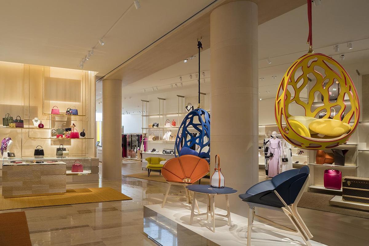 Louis Vuitton全球CEO Michael Burke 在洛杉矶谈:新零售,街头潮牌和加州的潜力