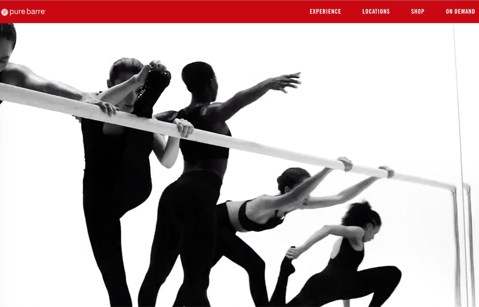 """""""芭蕾把杆健身""""的开创者-Pure Barre被美国最大的精品健身品牌管理公司收购"""
