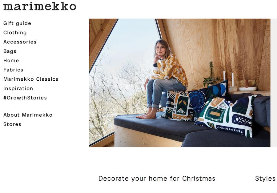 芬兰时尚品牌 Marimekko 最新季度财报:销售额和利润双增长,计划在中国市场推出电商业务