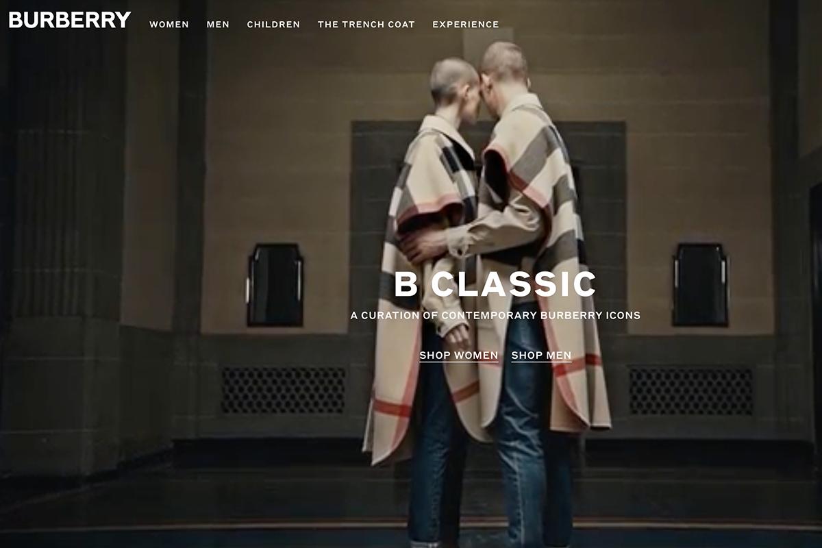Burberry上半财年经营利润同比大增36%:转型效果初现,Riccardo Tisci首个系列受到欢迎