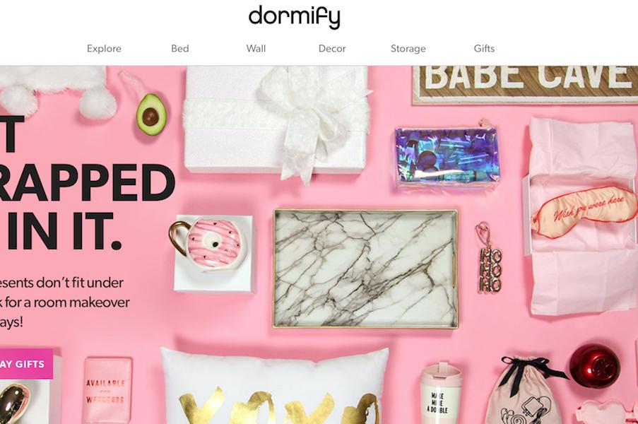 纽约时尚公寓装饰品牌 Dormify 完成345万美元A轮融资