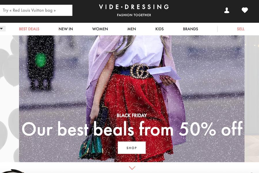 法国分类广告网站运营商 Leboncoin 收购二手时尚网站 Videdressing
