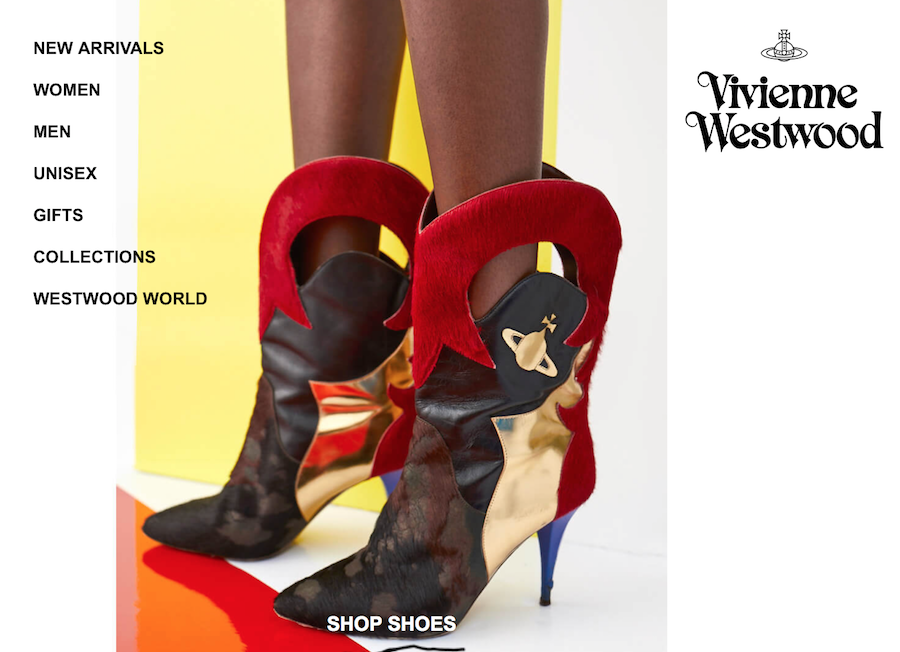 英国设计师品牌 Vivienne Westwood 2017财年销售持续增长,将发力中国和美国市场