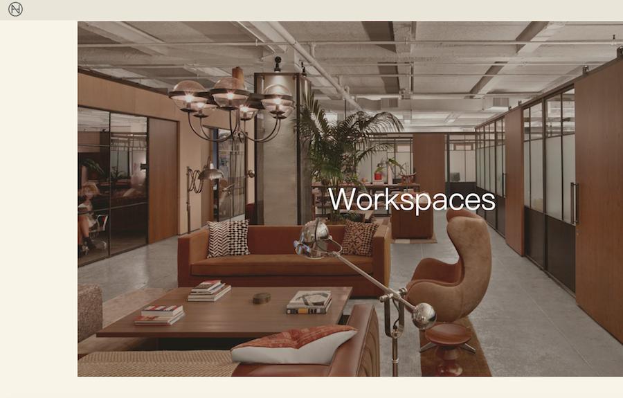 美国共享办公空间 NeueHouse 完成3000万美元融资:专门服务于创意和艺术界人士