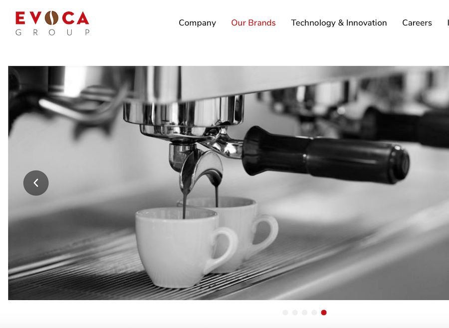 美国私募基金 Lone Star 欲出售旗下意大利咖啡机制造商 Evoca,估值或高达15亿欧元