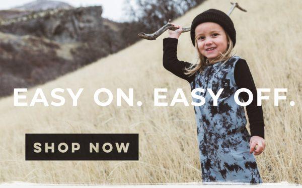 穿脱方便的专利领口设计,初创童装品牌 RAGS 获得300万美元种子轮投资