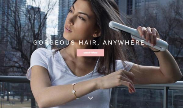 以无线卷发棒闻名的加拿大美容科技品牌 Lunata Hair 获得 Club Monaco 创始人投资