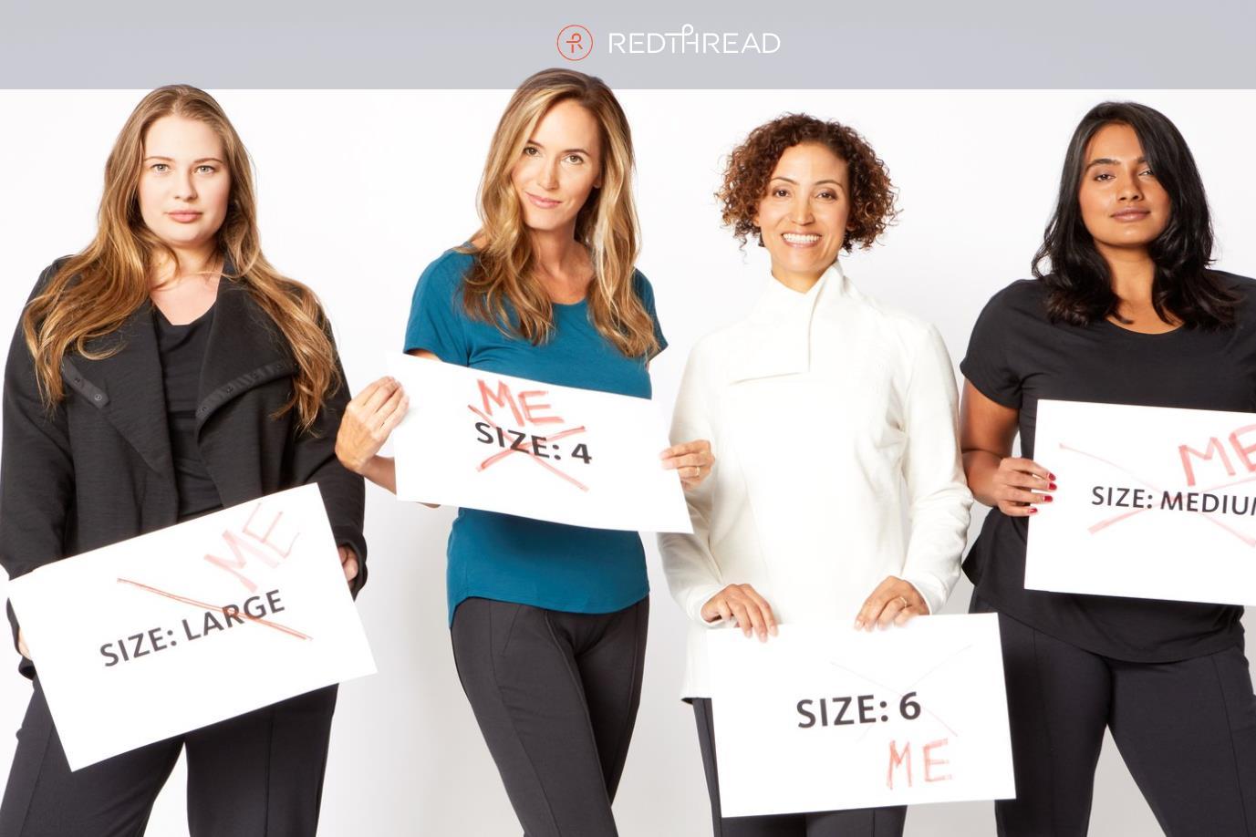 女性服装初创公司 RedThread 通过新技术实现规模化定制生产,服装定制仅需一周