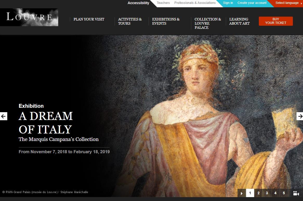 """卢浮宫博物馆投资于""""影响力基金"""",所得利润将用于保护修复法国历史遗迹"""