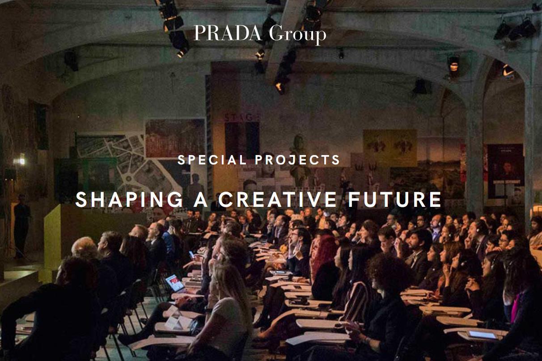 Prada 集团召开第二届可持续发展会议,探索数字科技对社会大环境的影响