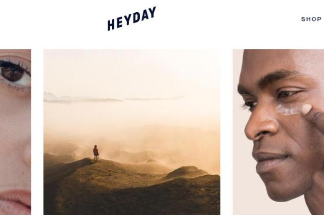 按需定制面部护理服务商 Heyday 完成800万美元A轮融资