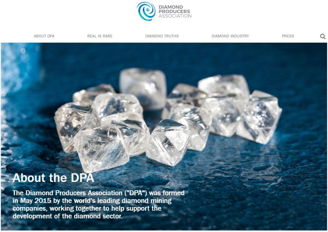 抵御人造钻石的威胁,全球八大钻石生产商联手投入6000万欧元宣传天然钻石