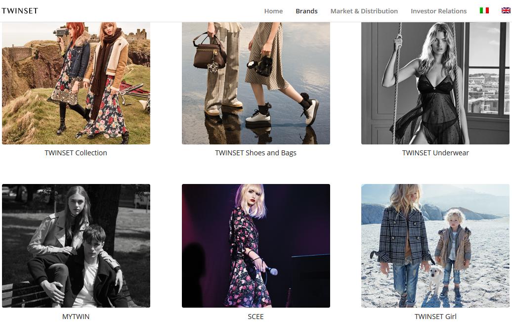 凯雷集团欲出售旗下意大利时尚品牌 Twinset ,潜在买家包括复星国际