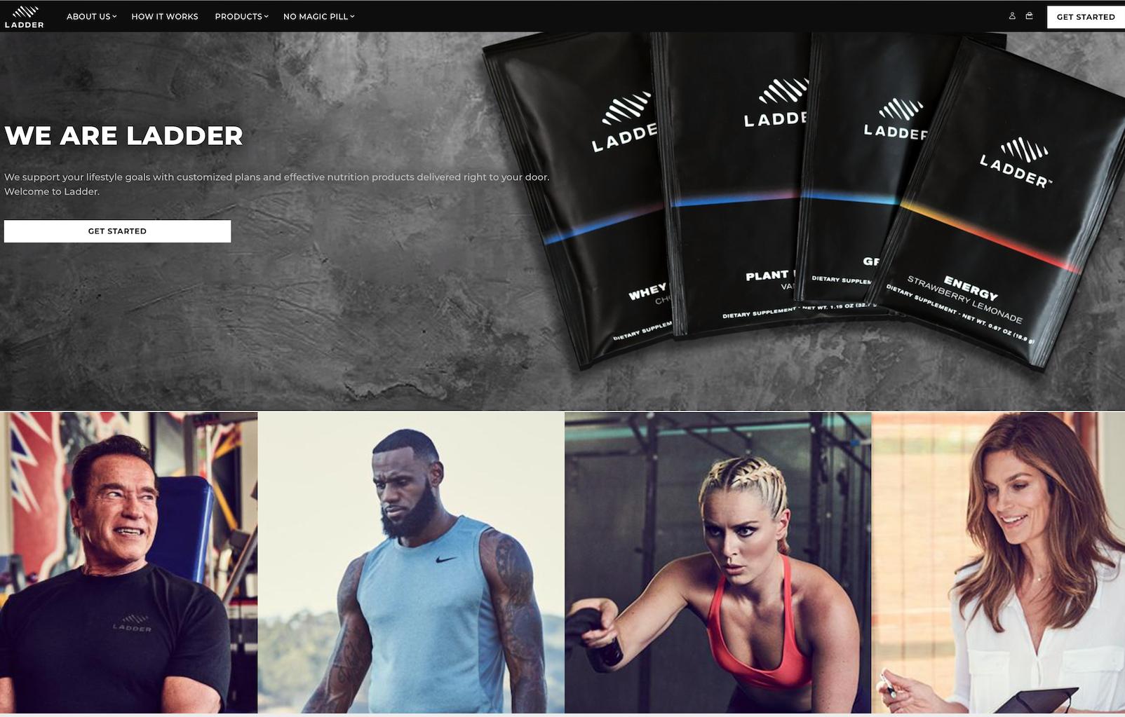 新型营养补剂品牌 Ladder:创始团队为何如此豪华?