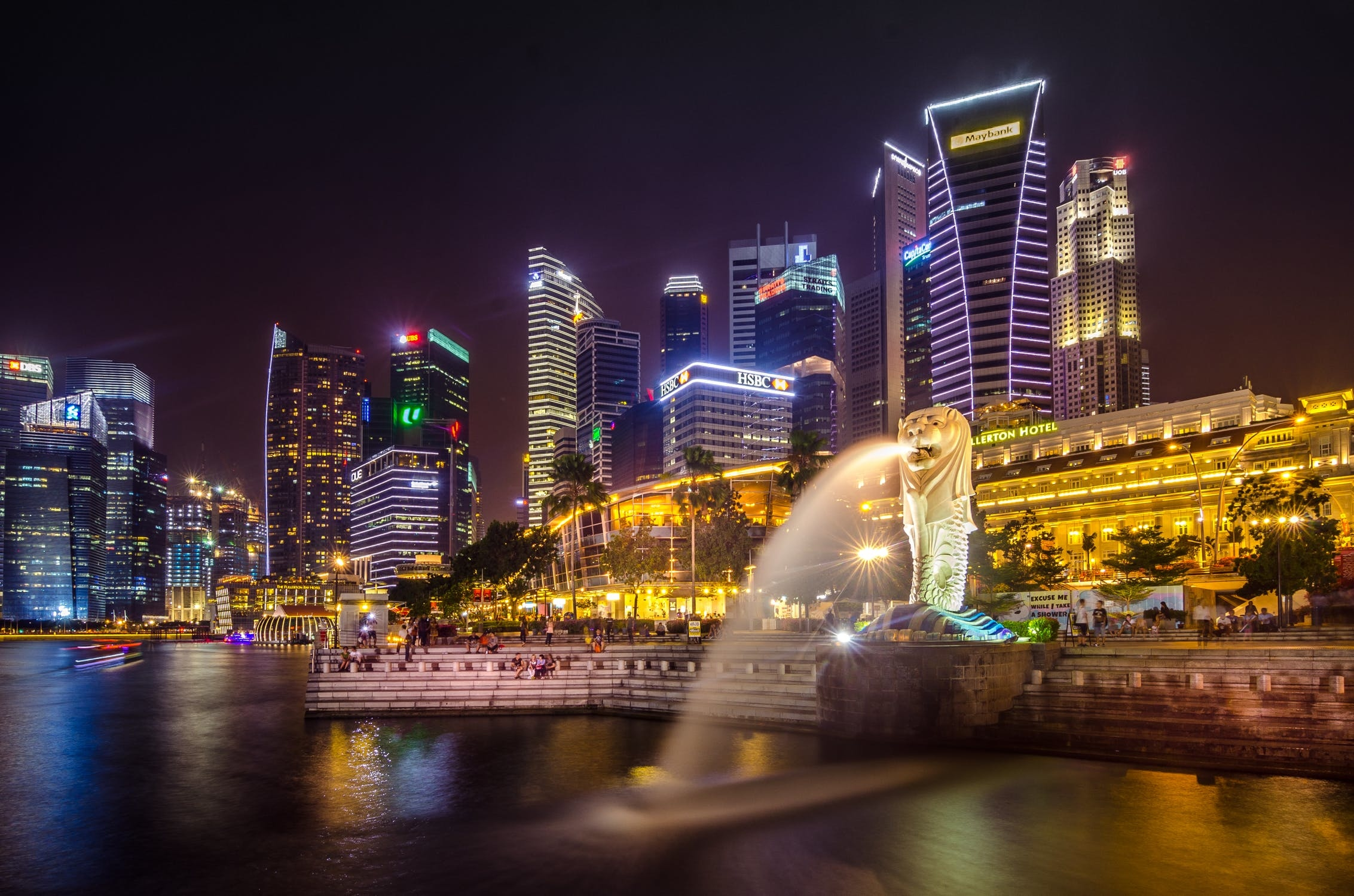 线上销售仅占全国零售总额5.7%,新加坡人更热衷实体店购物