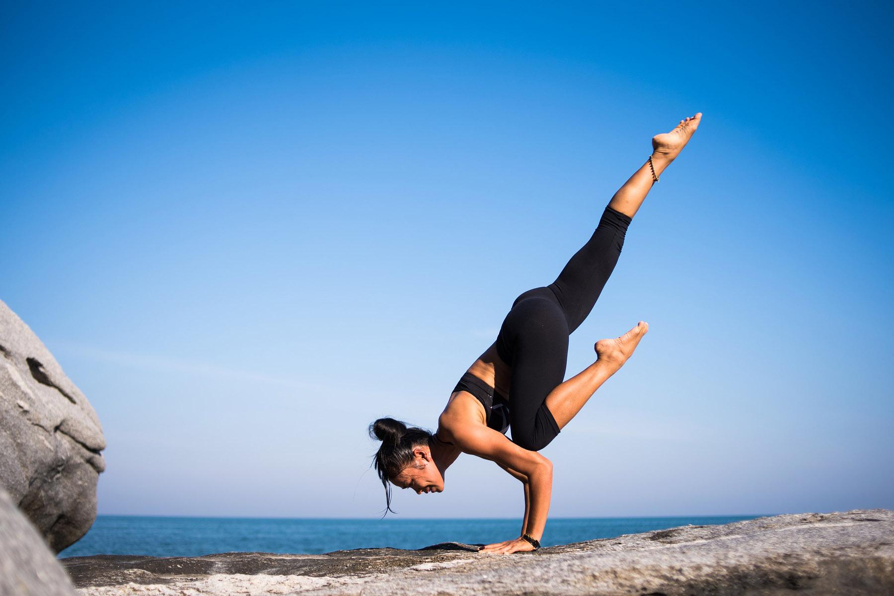 全球目前有1.1万种瑜伽裤在卖!它是怎么火起来的?