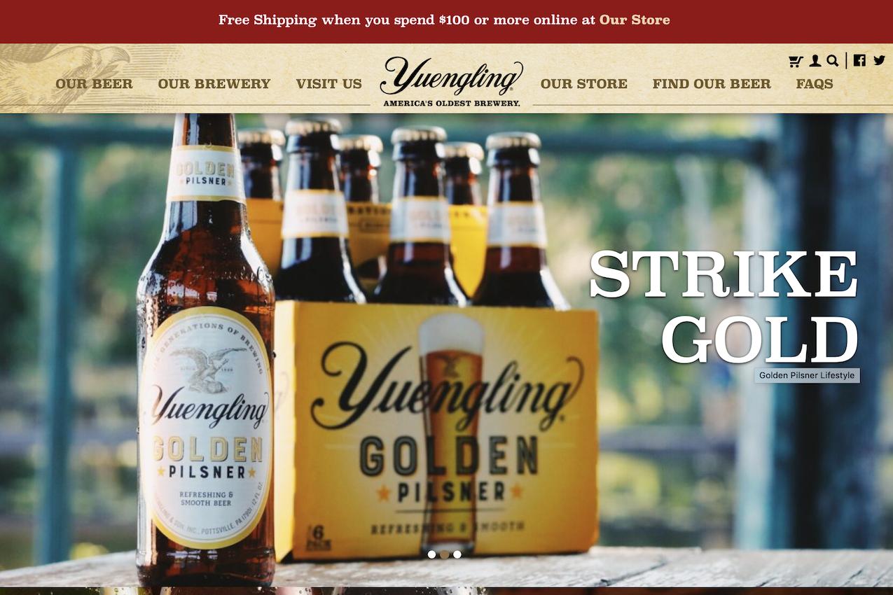 美国历史最久的精酿啤酒品牌 Yuengling 是如何传承六代发扬光大的?