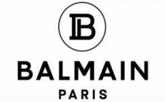 Balmain 品牌创立以来首次更新 logo 和字母组合图案