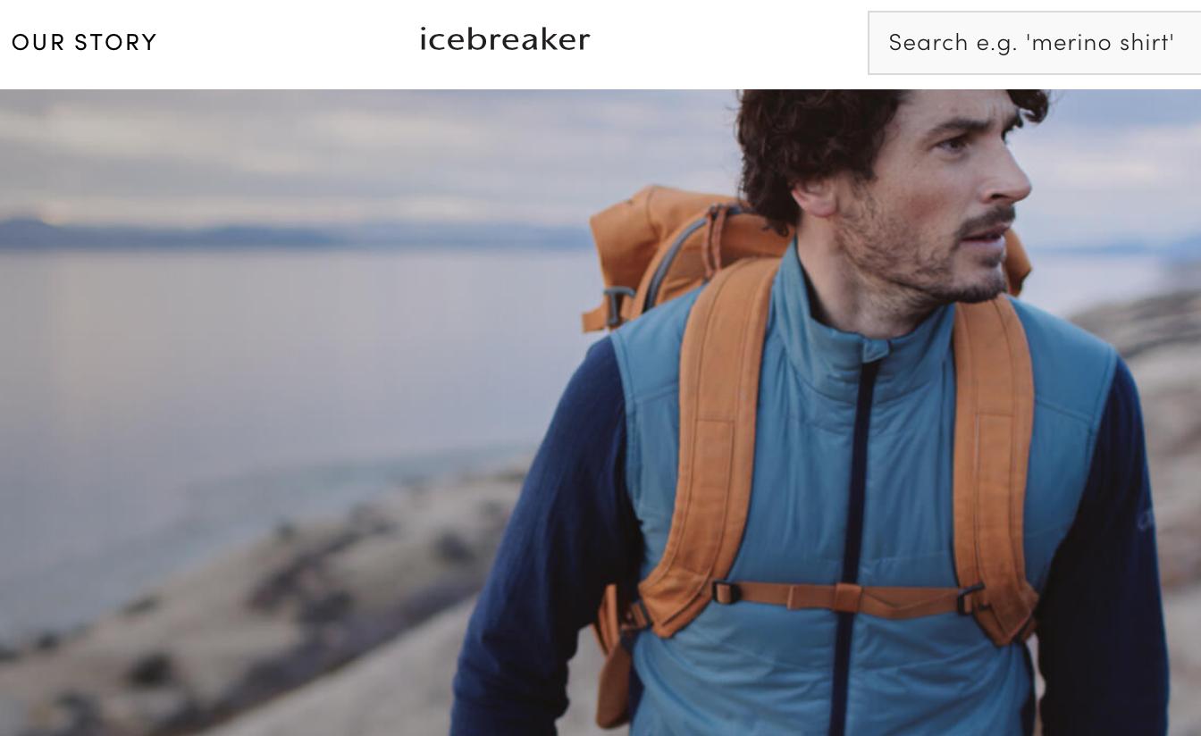 被美国VF集团收购后,新西兰可持续户外服装品牌 Icebreaker 大举拓展北美市场