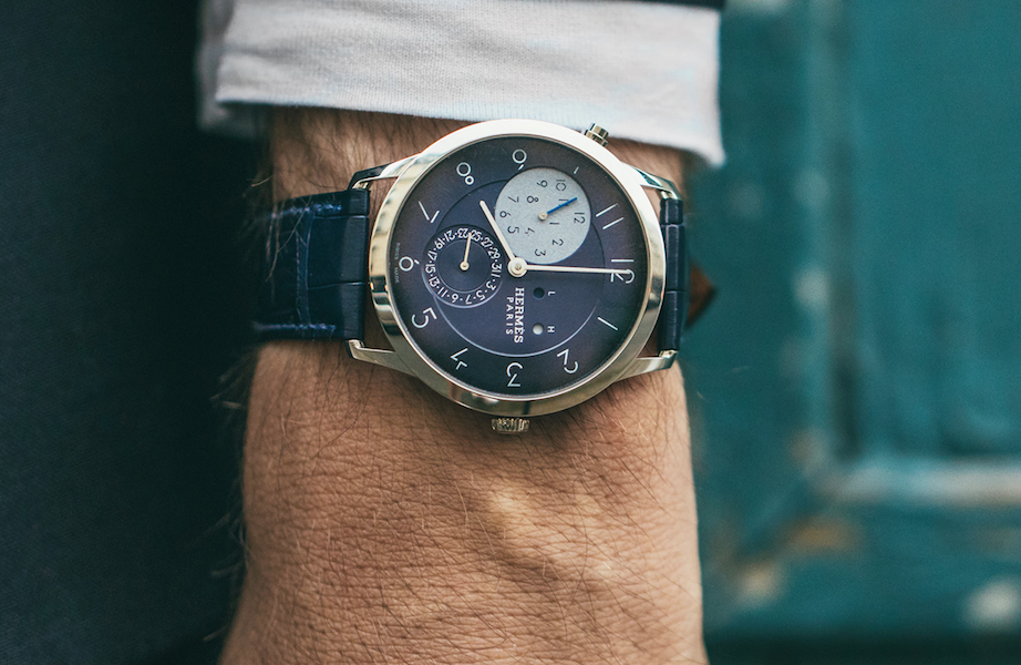 爱马仕迎来第三个钟表合作伙伴:与全球钟表门户网站 Hodinkee 推出限量联名手表