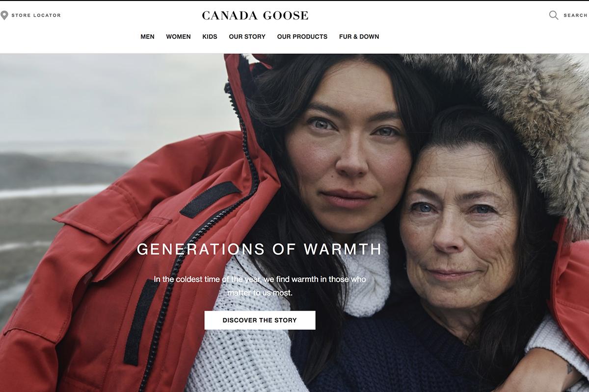 """Canada Goose 北京首家旗舰店推迟开业,官方原因是""""施工延误"""""""