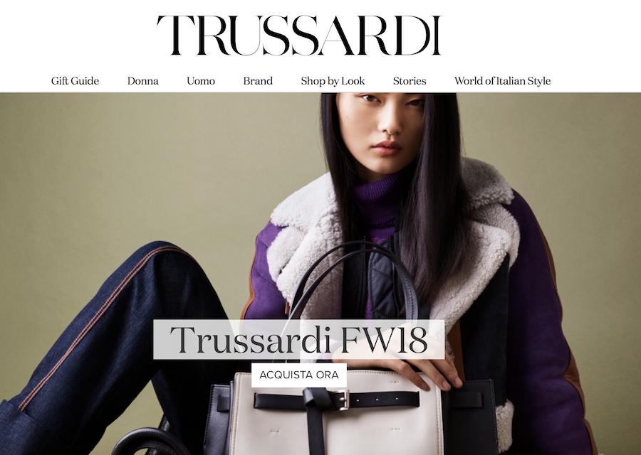 深陷亏损,意大利奢侈品牌 Trussardi 卖掉80%股份