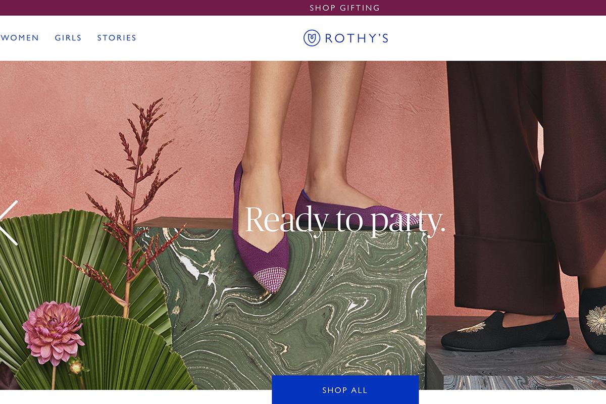 以100%可回收塑料瓶为原料制鞋!美国时尚环保女鞋品牌 Rothy's 获高盛3500万美元投资