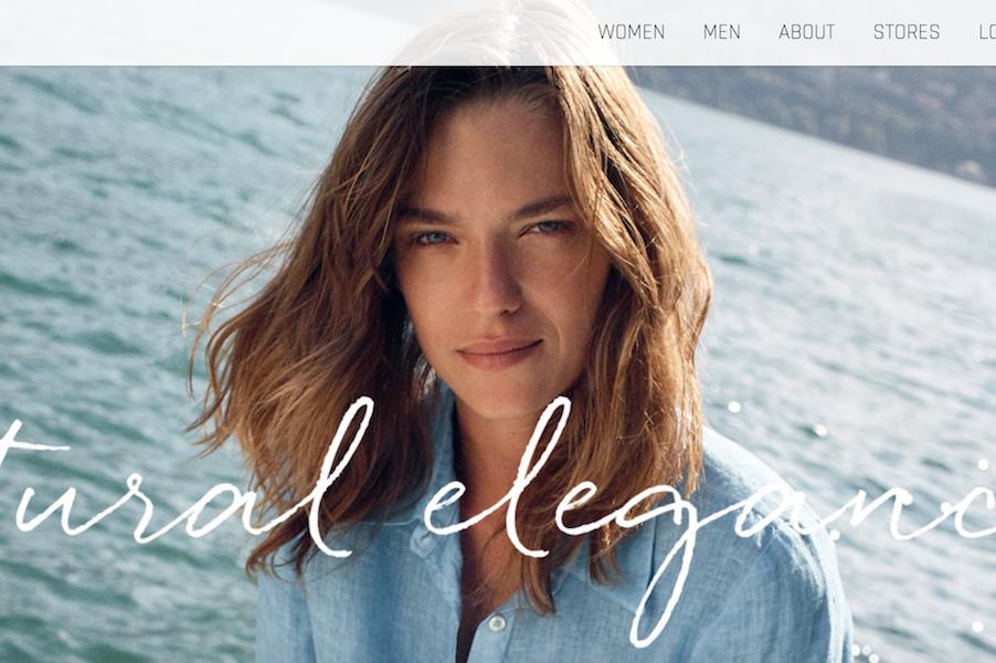 被收购后的意大利亚麻服饰品牌 120% Lino 公布重整计划,着力国际业务