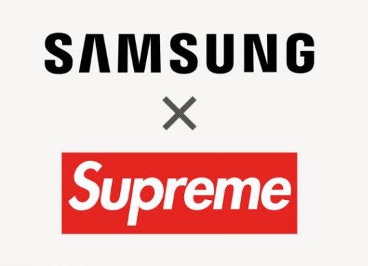 """此""""Supreme""""非彼 Supreme!三星电子高调宣布的跨界联名合作或将搁浅"""