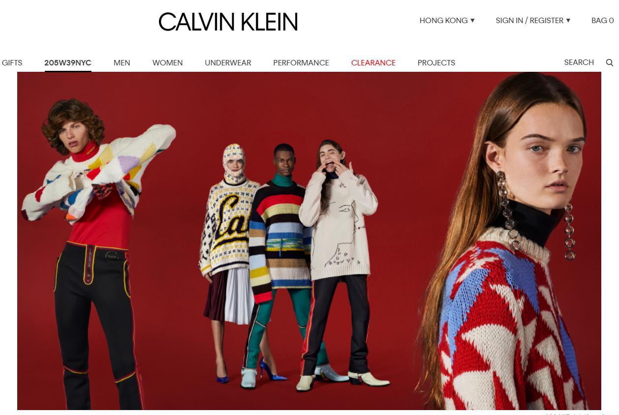 艺术有余,商业不足?Raf Simons 与 Calvin Klein母公司之间出现裂痕
