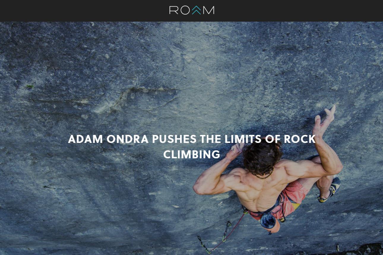 重燃下一代冒险热情,美国探险视频初创公司 ROAM 完成210万美元融资