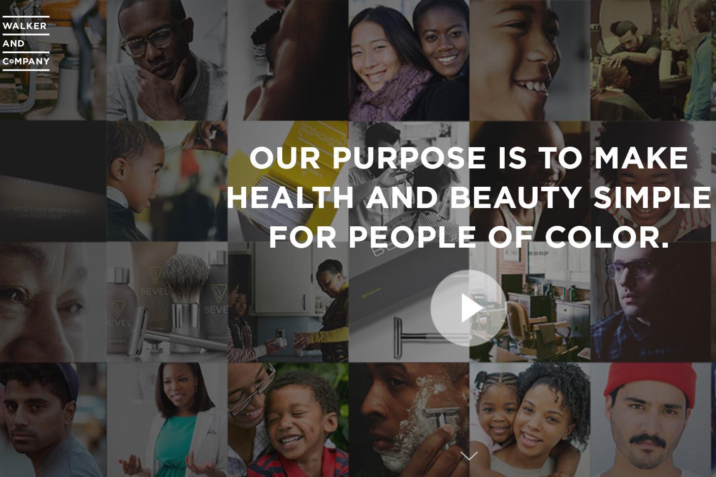 为扩大少数族裔市场,宝洁公司收购美国有色人种个人护理公司 Walker&Co.