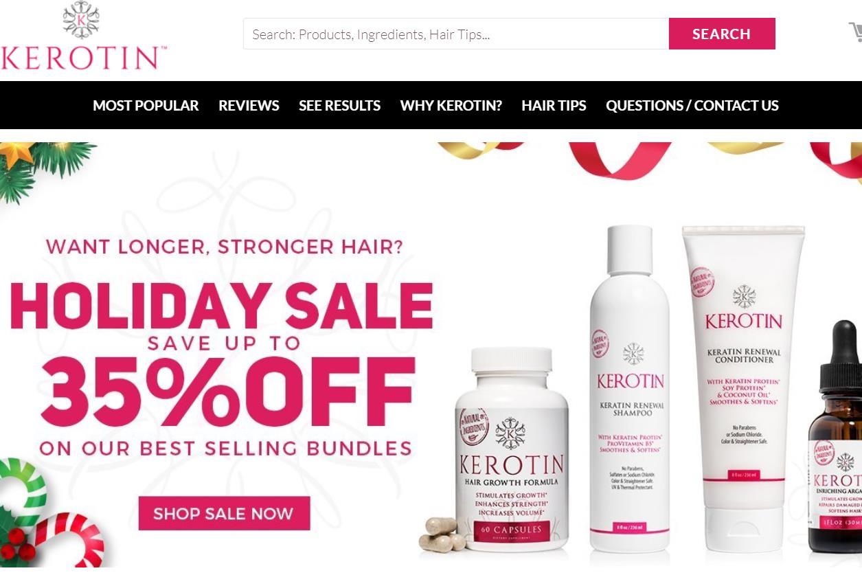 私募基金 Virtù Equity 投资加拿大护发直销品牌 Kerotin,将帮助品牌拓展中国市场
