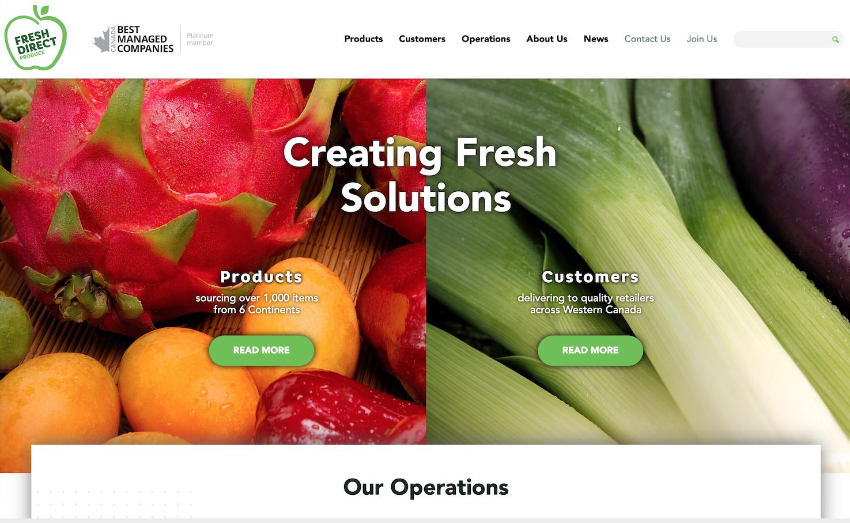 美国私募基金 HKW 收购加拿大热带新鲜有机农产品分销商Fresh Direct Produce